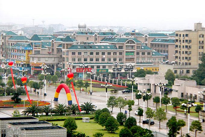 travel guangzhou yiwu train
