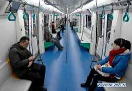Beijing: four new lines of the Subway