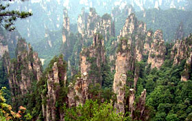 Zhangjiajie Travel China