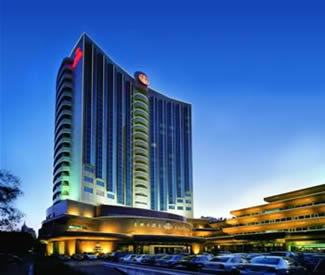 Asia Jinjiang Hotel Beijing
