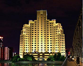 Broadway Mansions Hotel Shanghai
