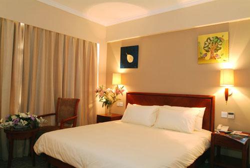 Greentree Inn Chaoyang City Chaoyang Street Fangzhi Road Express Hotel Chaoyang China
