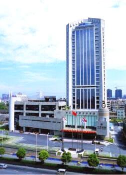 Zhejiang Howard Johnson Oriental Hotel, Hangzhou: hotel in