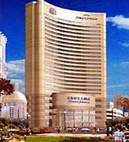 Howard Johnson Plaza Hotel Shanghai Hotel In Shanghai China
