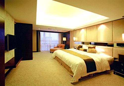 Sunda Gentleman International Hotel Xian Deluxe Big Bed