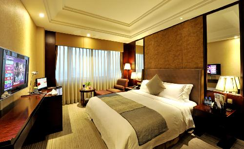 Executive Big Bed Room, Yindu Hotel, Yiwu