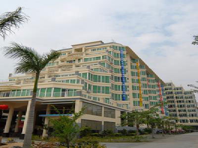 Sea Area Central Resort Hotel, Sanya